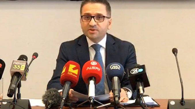 Средба на министерот Бесими со Македонската банкарска асоцијација (во живо) - МИА
