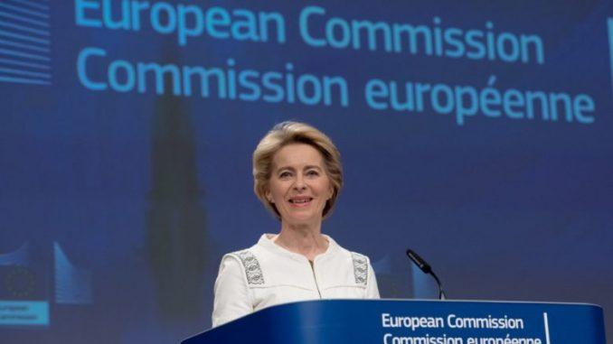 Фон дер Лајан: Средствата од ЕУ ги пренасочуваме кон белорускиот цивилен сектор - МИА