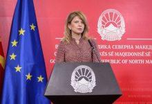 """Photo of Лукаревска: Не е точно дека лицето Дејан Смилевски учествувало во изработување на апликацијата """"МојДДВ"""""""