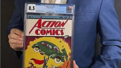 Photo of Првиот стрип за Супермен чинел 10 центи, а сега е продаден за 3,25 милиони долари