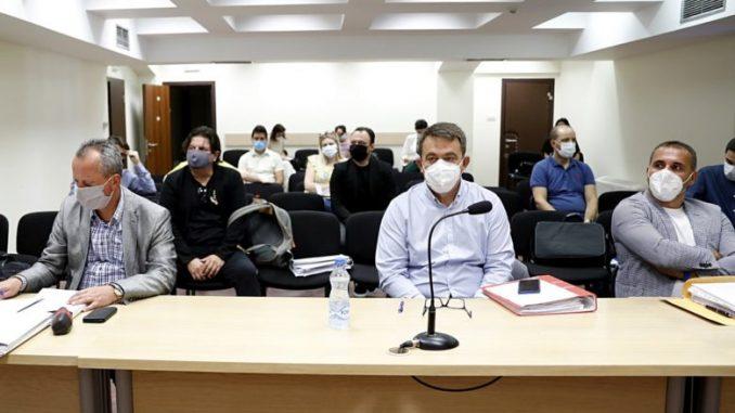 Одбраната изведува материјални докази за настаните од 27 април во Собранието - МИА