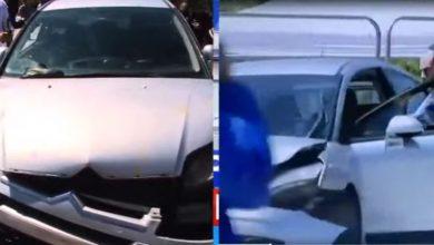 Photo of ВИДЕО: Спречен тежок инцидент во Tирана – автомобил камиказа ровараше на плоштадот