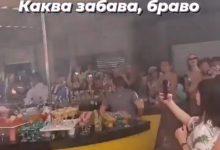 Photo of ВИДЕО: Скопски фаци се веселеле во Анталија, интервенирала полицијата поради целосниот лок-даун