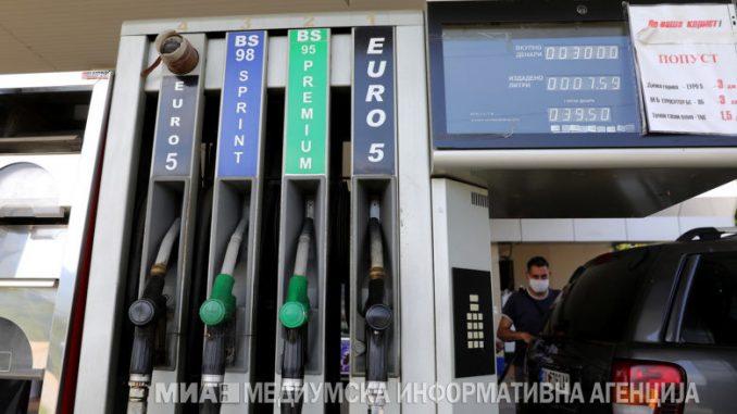 Горивата поскапуваат за половина денар по литар - МИА