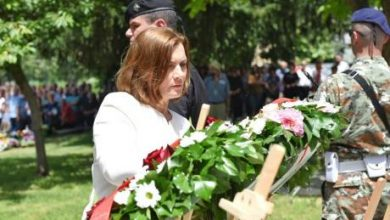 Photo of Шахпаска му помогна на полицаец кој колабираше