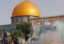 Photo of Девет Палестинци повредени, десет уапсени во судир со полицијата во Ерусалим