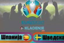 Photo of ЕВРО 2020: Шпанија и Шведска ремизираа без голови
