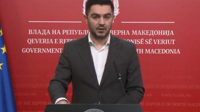 Прес-конференција на министерот Бектеши (во живо) - МИА