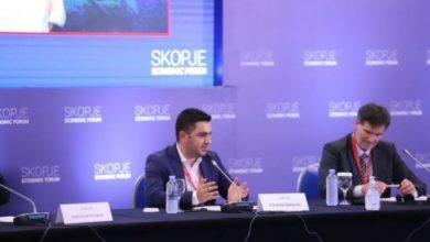 Photo of Бектеши на Економскиот форум во Скопје: Интензивно работиме на зелена енергетска транзиција