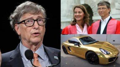 Photo of Бил Гејтс доаѓал на работа со мерцедес, а со љубовниците се среќавал во златно порше