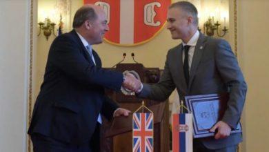 Photo of Британски министер: Белград и Лондон потпишаа документ против руско мешање