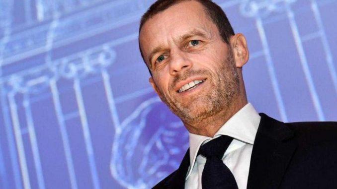 Чеферин постави краен рок за крајот на сезоната во Лигата на шампионите и Лигата на Европа - МИА