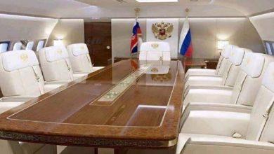 Photo of (Видео) Спални соби, бар и златен тоалет, вака изгледа авионот на Путин