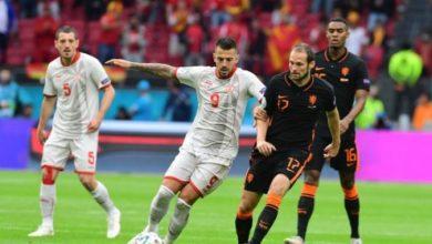 Photo of Добра игра, лош резултат за македонските фудбалери на полувремето против Холандија