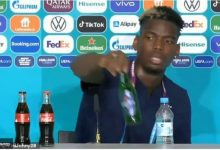 Photo of ЕВРО 2020: Погба на прес-конференција по победата над Германија отстрани шише пиво од масата (видео)