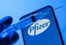"""Photo of МЗ: Денеска ќе пристигнат 110.612 вакцини од производителот """"Фајзер-Бионтек"""""""