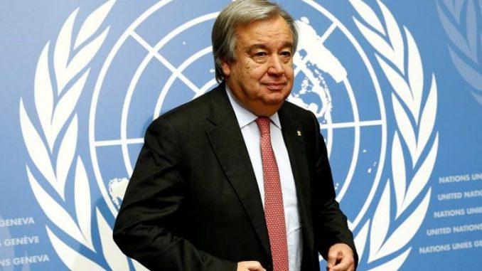 Гутереш на Генералното собрание на ОН ќе се заложи за општо помирување во светот до крајот на годината - МИА
