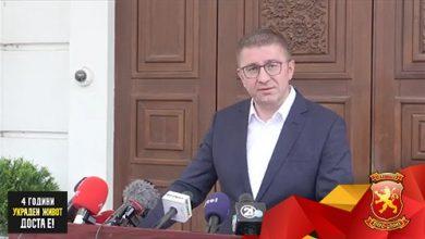 """Photo of Мицкоски во офанзива со нова стратегија: """"Македонија за сите луѓе"""""""