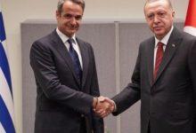 Photo of Мицотакис и Ердоган се согласиле да не се повторат тензиите од 2020 година