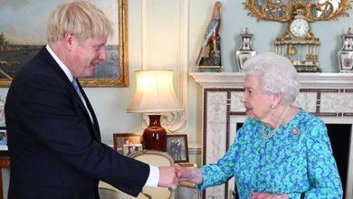 Photo of Прв состанок на Џонсон и кралицата Елизабета Втора по повеќе од една година