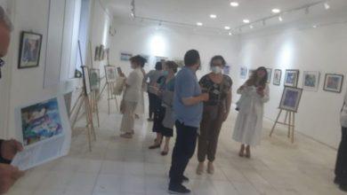 """Photo of Отворена изложба на акаврели од Елизабета Костова во галеријата """"КО-РА"""""""