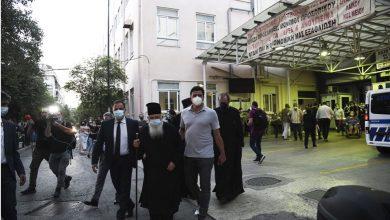 Photo of Грчки свештеник фрли киселина врз свештеници кои сакале да го исклучат од црквата откако бил фатен со кокаин