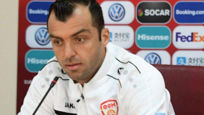 Пандев: Се надевам дека ќе имаме голема навивачка поддршка на Европското првенство - МИА