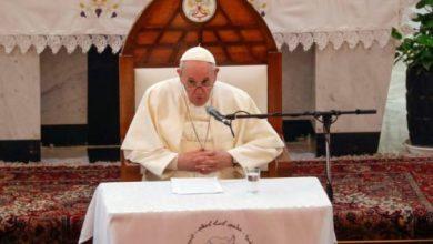 Photo of Папата повика на воспоставување хуманитарни коридори во Мјанмар