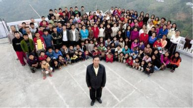 Photo of Почина таткото на најголемото семејство во светот