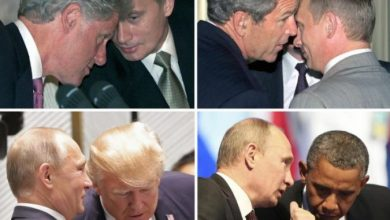 Photo of Подеми и падови во односите на Путин со американските претседатели
