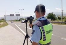 Photo of Во Скопје санкционирани203 возачи, 58 за брзо возење