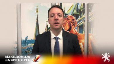 Photo of Александар Николовски ќе ја предводи делегацијата на ВМРО-ДПМНЕ за Илинден во Крушево