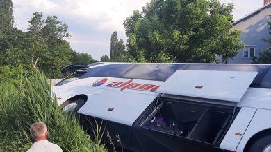 Photo of Се преврте турски автобус во Куманово, трoјца повредени