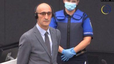 Photo of Првиот обвинет за воени злосторства во Косово ќе застане пред судот во Хаг во септември