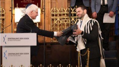 Photo of Првпат по сто години именуван рабин како верски советник во германската армија