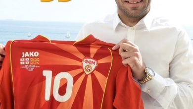 Photo of Пандев: Ми беше чест и гордост изминатите 20 години да го носам македонскиот дрес