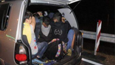 Photo of Откриени мигранти во возило на регионалниот пат Демир Капија-Неготино, возачот побегнал