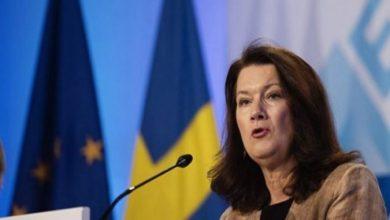 Photo of Шведската министерка за надворешни работи и претседавачката со ОБСЕ Ан Линде во посета на С Македонија