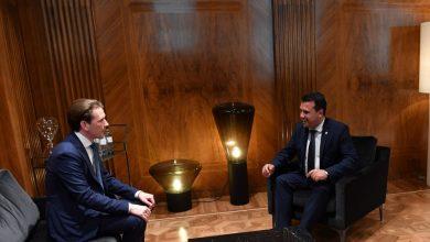 Photo of Заев – Курц: Имаме заедничка обврска да ја обезбедиме европската иднина на Западен Балкан