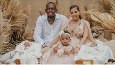 Photo of Усеин Болт стана татко на близнаци