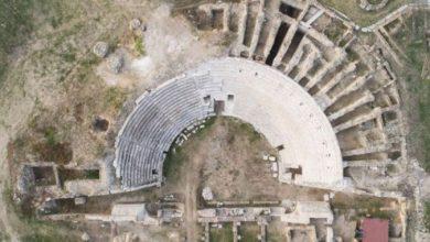 Photo of Во театарот во Стоби не може да има претстави, се додека старите мермерни седишта целосно не се реставрираат