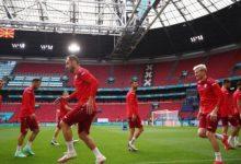 """Photo of Завршен тренинг на македонските фудбалери на Арената """"Јохан Кројф"""""""