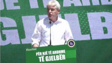 """Photo of """"Слободен печат"""": ДУИ ја мобилизира дијаспората – гласачи со 40 авиони и 100 автобуси ќе допатуваат во Кичево"""