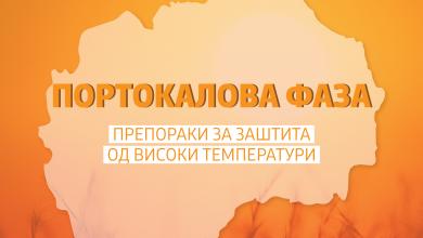 Photo of Портокалов метео-аларм, Владата со препораки за заштита