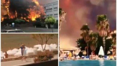 Photo of Четири загинати лица и стотици евакуирани во пожарите во Турција