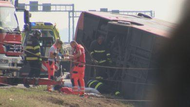 Photo of По автобуската несреќа, Ден на жалост во Косово