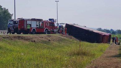 Photo of Десетмина загинати и 45 повредени во несреќата на косовскиот автобус кај Славонски Брод