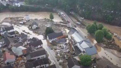Photo of (Видео) Белгија повторно погодена од силно невреме – поплавени улици, куќи и возила
