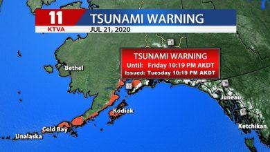 Photo of Силен земјотрес на Алјаска, издадено предупредување за цунами