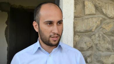 Photo of Марко Колев кандидат на ВМРО ДПМНЕ за градоначалник на Велес